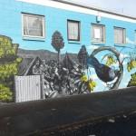 Massey Birdwood Settlers Hall mural